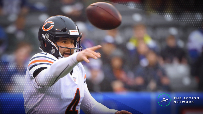 Quarterback Uncertainty Driving Early NFL Week 14 Line Movement article feature image