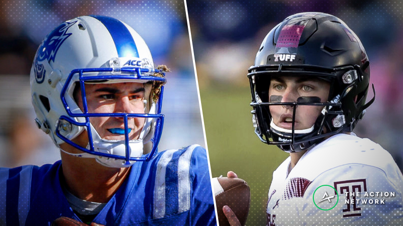 Temple-Duke Betting Guide: Blue Devils Reeling Entering 2018 Independence Bowl article feature image