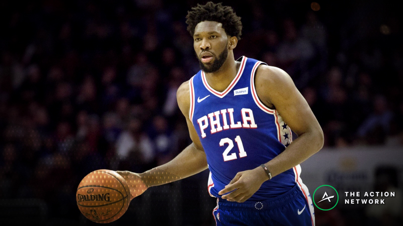 NBA Sharp Report: Pros Betting 76ers-Jazz, Lakers-Kings on Thursday Night article feature image