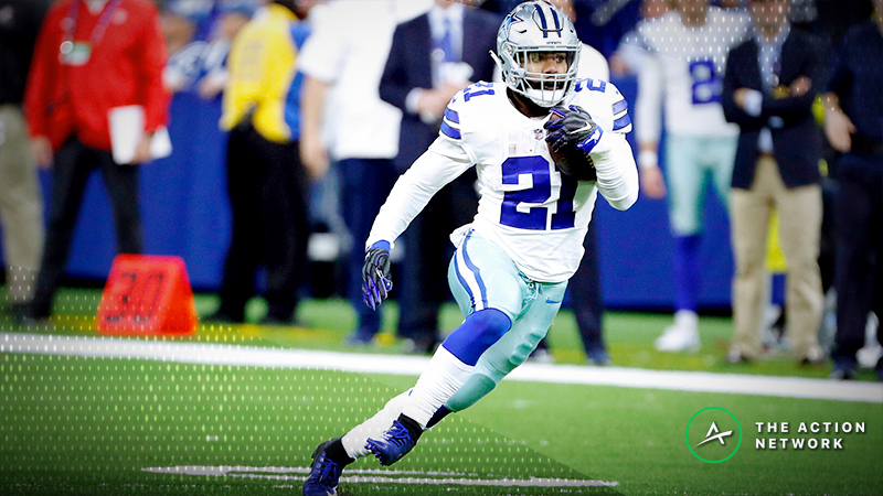 Rovell Ezekiel Elliott And The Stat Correction That Shook The Fantasy Football World The Action Network