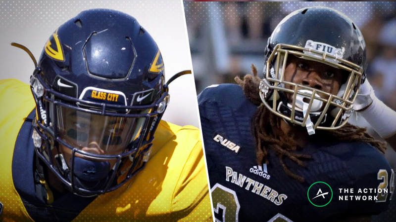 2018 Bahamas Bowl Betting Guide: Where Does FIU Turn Without Its QB vs. Toledo? article feature image