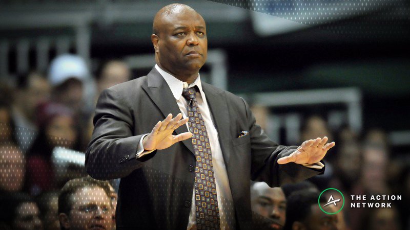 CBB Sharp Report: 2 Monday Games Attracting Professional Action article feature image