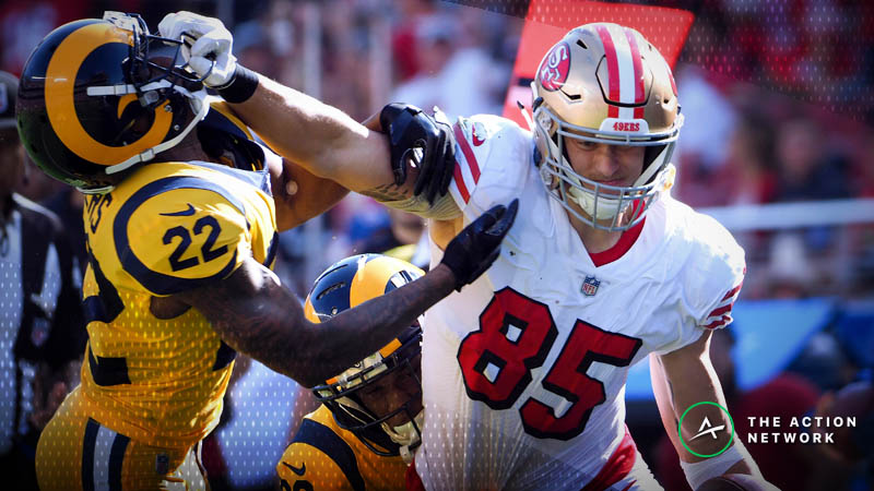 49ers-Rams Betting Preview: Trends, Systems Point to Clear Value article feature image