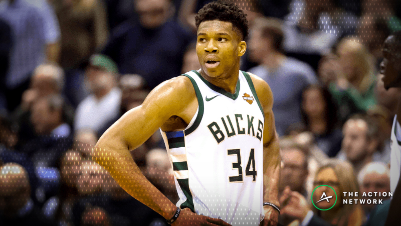Bucks-Raptors Betting Preview: Will Milwaukee's Defense Hold Up? article feature image