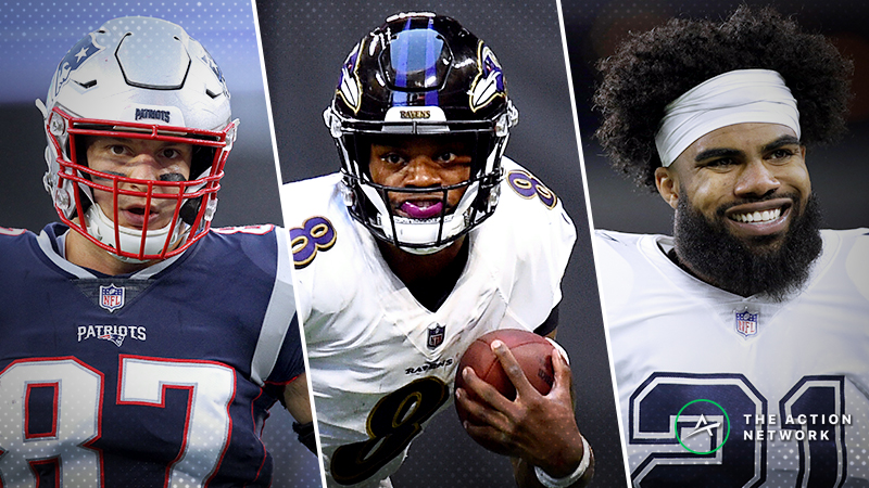 NFL Expert Picks: Ravens-Chiefs, Eagles-Cowboys, More Week 14 Bets article feature image