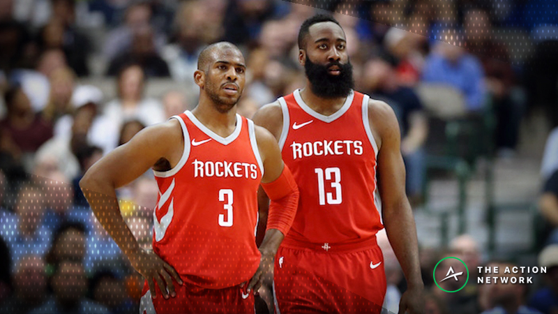 Moore: Rockets' Ceiling Depends on Fixing Their Terrible Defense article feature image