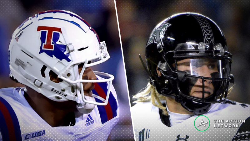 2018 Hawaii Bowl Betting Guide: Can Hawaii's Offensive Line Hold Up vs. Louisiana Tech? article feature image