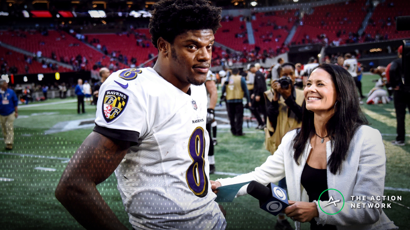 Week 14 NFL Betting Market: Early Money Has Ravens-Chiefs Spread on the Move article feature image