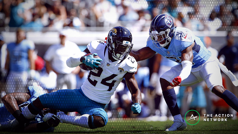 Jaguars-Titans TNF Preview: Even Bad Games Present Betting Value article feature image
