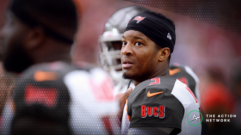 Fantasy Football Start or Sit: Fade Jameis Winston, Bucs WRs in Week 15 article feature image