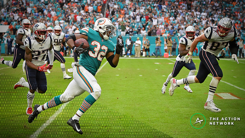 Dolphins Score Miracle TD vs. Patriots, Pull Off Fifth-Biggest Upset of NFL Season article feature image