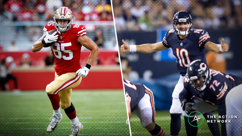Bears-49ers Betting Preview: Will San Fran Deliver Again as Home Underdogs? article feature image