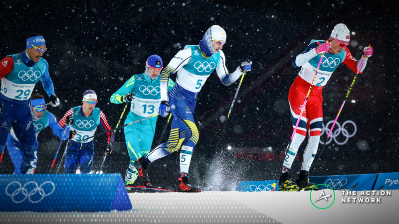 Marky's Malarkey: Betting the Weekend's Winter Sports Slate article feature image