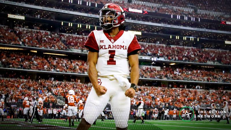 Heisman Odds Watch: Kyler Murray Emerges from Championship Weekend as Favorite article feature image