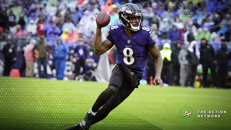 Ravens-Chargers Saturday Betting Preview: Does Baltimore Have the Right Recipe for the Upset? article feature image