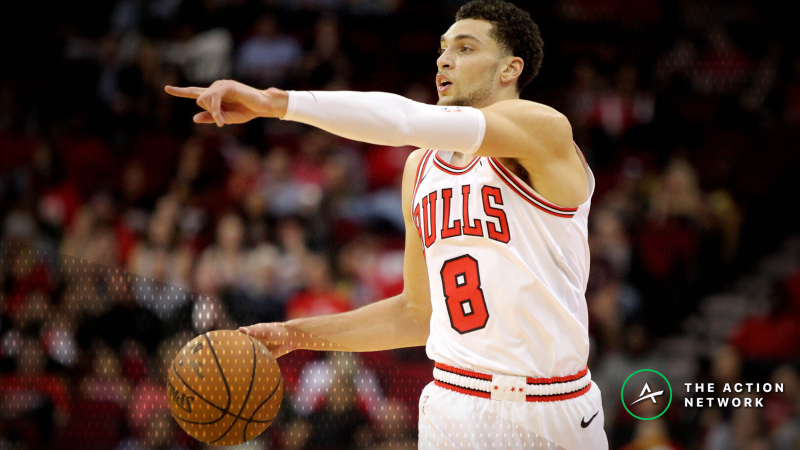 NBA Sharp Report: Wiseguys Hitting Thunder-Bulls, 2 Other Friday Games article feature image