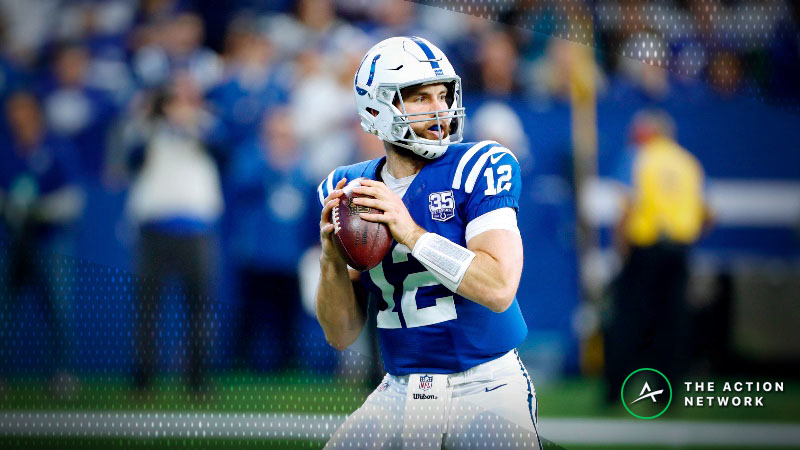 NFL Playoff Bets: Indianapolis Colts Among 4 Teams Offering Value article feature image
