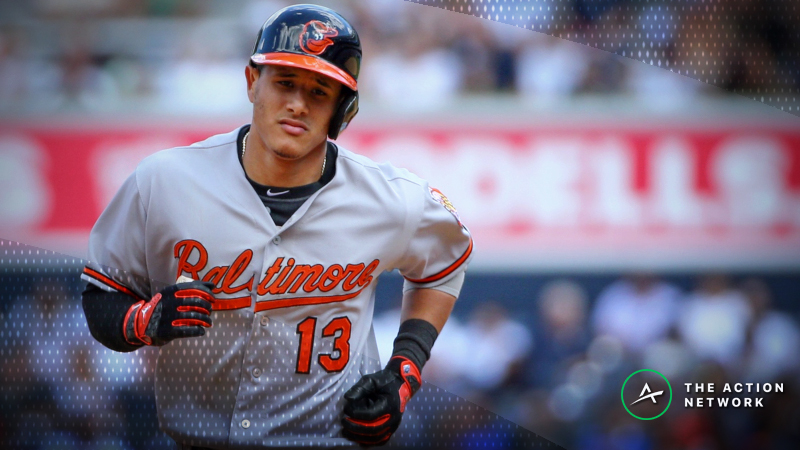 Manny Machado Favored to Land With the New York Yankees article feature image