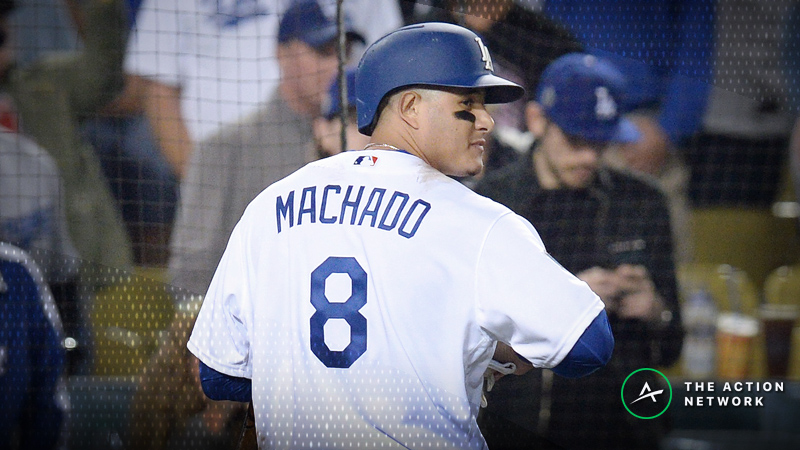 Yankees' Odds of Signing Manny Machado Have Improved Drastically article feature image