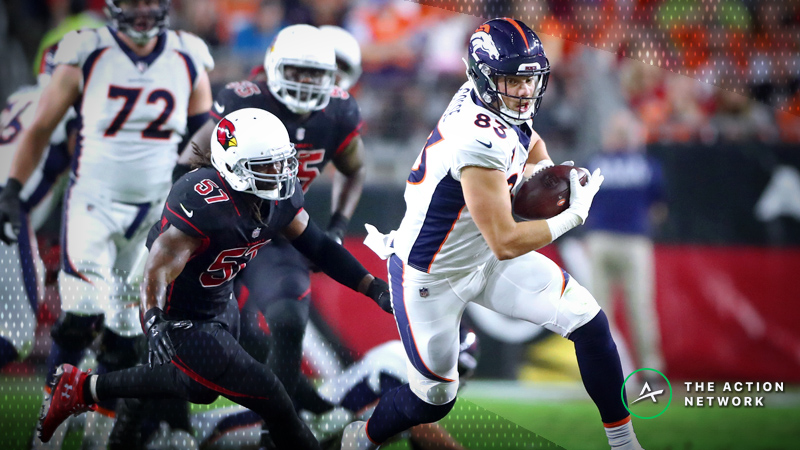 NFL Week 13 Fantasy TE Breakdown: Are You Bold Enough to Start Matt LaCosse? article feature image