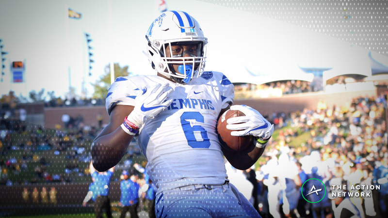 Memphis-UCF AAC Championship Game Line on the Move Hours Before Kickoff article feature image