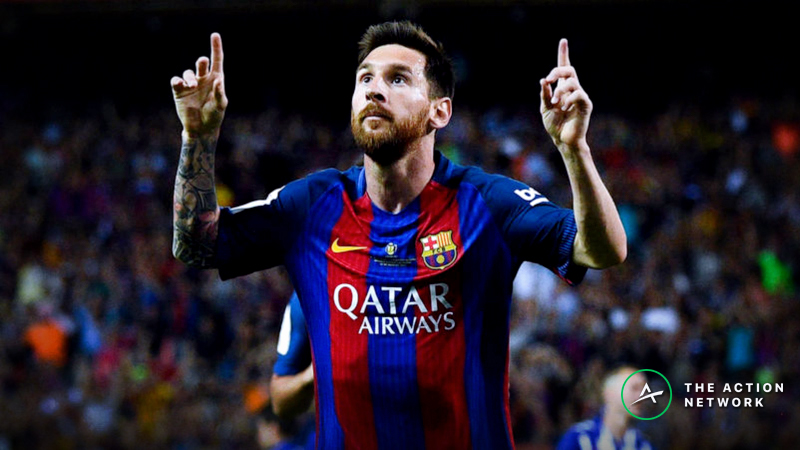 Champions League Semifinal Opening Betting Odds for Barcelona-Liverpool, Tottenham-Ajax article feature image