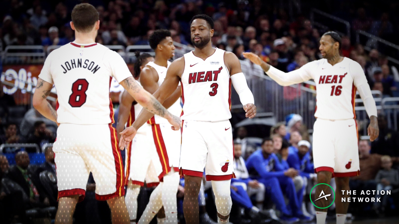 NBA Sharp Report: Pros Betting Raptors-Heat, 2 Other Wednesday Games article feature image