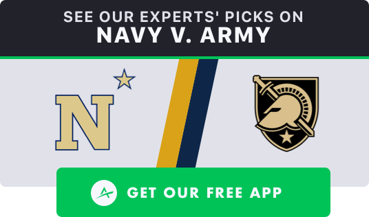 Army navy betting odds 2021 crypto currency mining pcs
