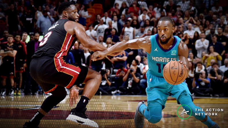 The Charlotte Hornets Are the Best NBA Futures Bet Right Now article feature image