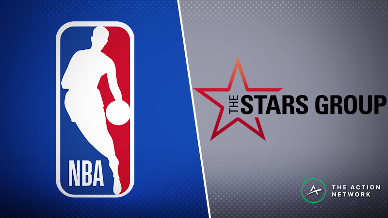 NBA Signs Deal With Second Sports Betting Partner article feature image