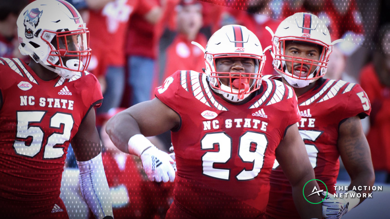 College Football Sharp Report: Wiseguys Betting NC State-Texas A&M, 2 Other Monday Bowls article feature image