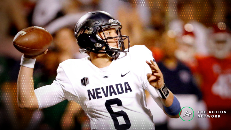 Arkansas State-Nevada Betting Guide: The Most Evenly Matched Bowl? article feature image