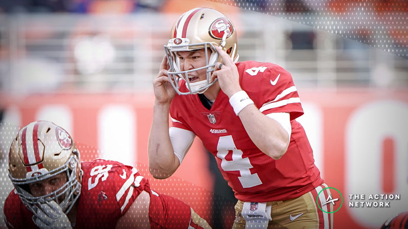 NFL Sharp Report: Pros Betting Bears-49ers, Two Other Week 16 Games article feature image
