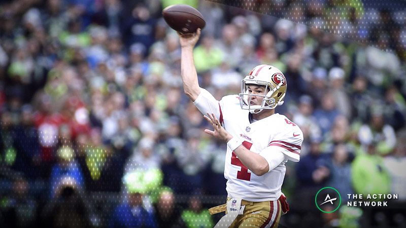 Zylbert's NFL Over/Unders: How Will Injuries Affect Broncos-49ers Game? article feature image