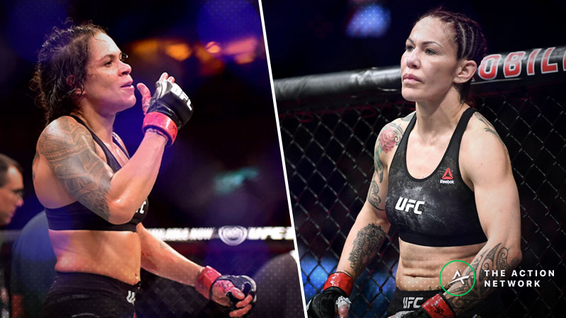 UFC 232 Betting Preview: Cyborg vs. Nunes, Plus Undercard Bets article feature image