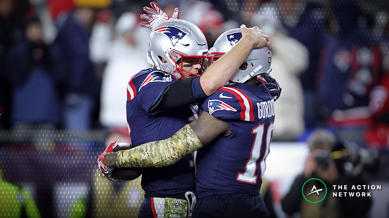 Late Money Hammering Patriots-Steelers Spread, Over/Under article feature image
