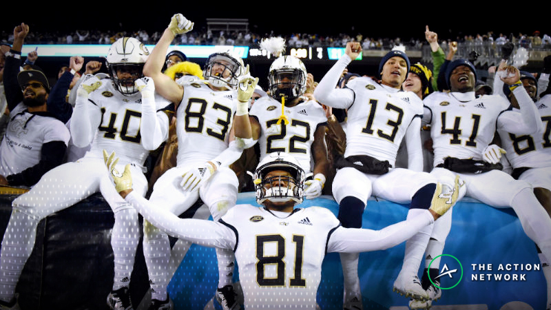 Quick Lane Bowl 2018 Betting Guide: One Key Weakness For Both Georgia Tech, Minnesota article feature image