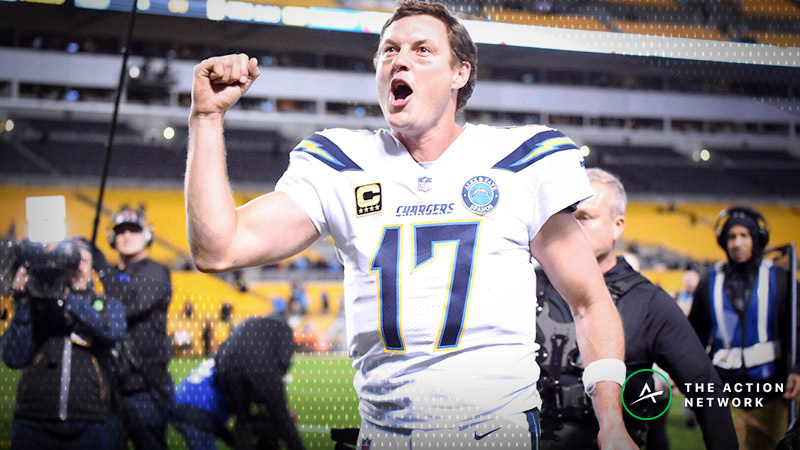 Bengals-Chargers Betting Preview: Can Rivers Cover the 2-TD Spread? article feature image