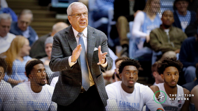 CBB Sharp Report: Pros Betting UNC-Kentucky, 3 Other Saturday Games article feature image
