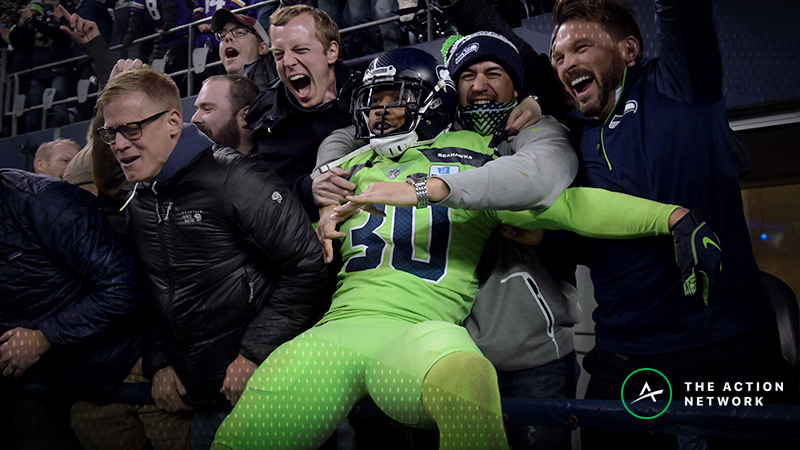 Early Week 16 NFL Odds: Seattle Seahawks Favored Over Kansas City Chiefs article feature image