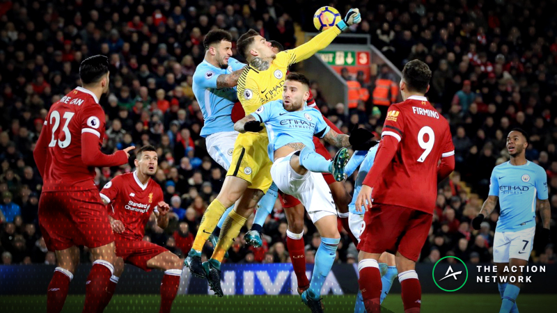 Premier League Week 21: Bettors Backing Liverpool to Stay Unbeaten Against Manchester City article feature image