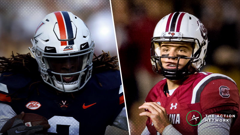 Virginia-South Carolina Betting Guide: Cavaliers Have 2 Key Advantages in 2018 Belk Bowl article feature image