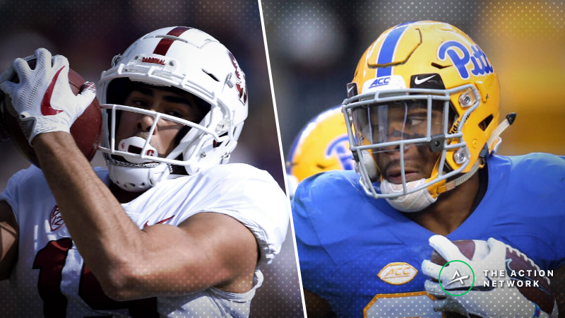 2018 Sun Bowl Betting Guide: Expect Some Big Plays During Pitt-Stanford article feature image