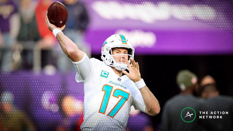 Jaguars-Dolphins Betting Preview: Will Either Team Be Able to Move the Ball? article feature image
