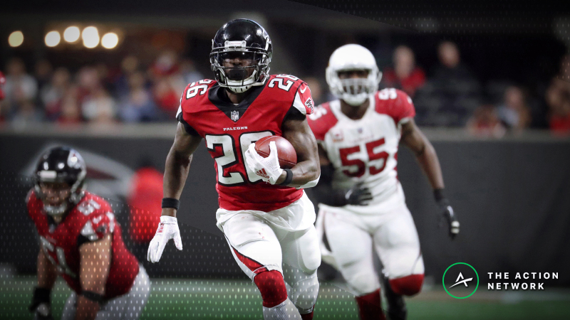 Fantasy Football Start or Sit: Tevin Coleman a Must-Play in Week 16 article feature image