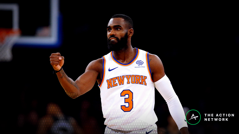 Why the Knicks Have Been Undervalued in the Betting Market article feature image