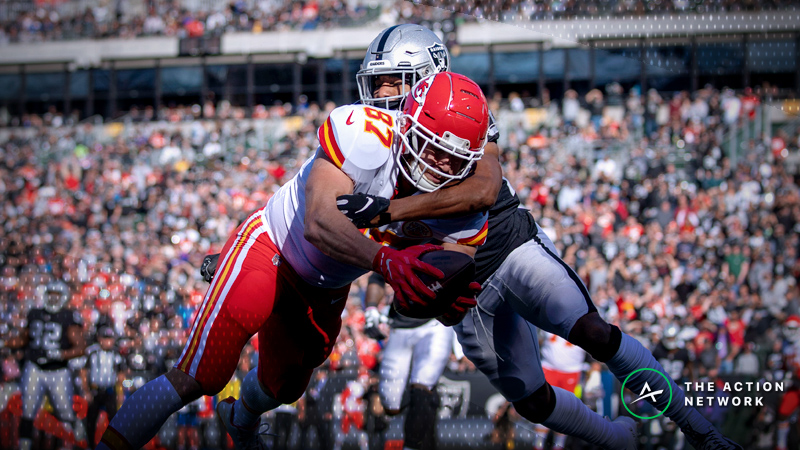 Top NFL Week 13 Fantasy Football Performers: Travis Kelce Is Unstoppable, More article feature image