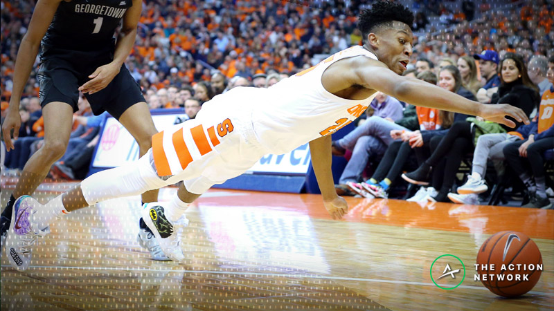 Best National Title Future Bets: Which Defenses Can Carry Teams Into March? article feature image