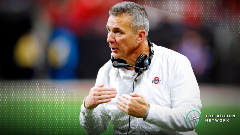 Ohio State-Washington Rose Bowl Spread on the Move Following Urban Meyer's Retirement article feature image