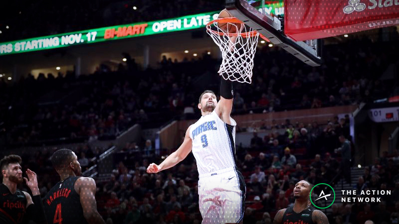 NBA Betting Tip: Follow the Money for 2 Sharp Friday Bets article feature image